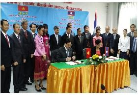 Hiệp định Thương mại mới Việt Nam - Lào: Xóa bỏ thuế quan cho 95% mặt hàng