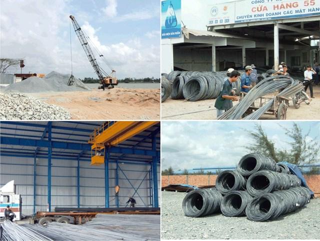 Thị trường vật liệu xây dựng trong nước tuần đến ngày 9/3/2015