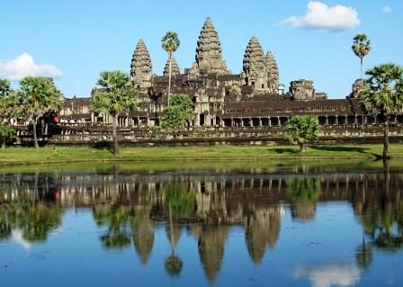 Hàng hóa xuất khẩu sang Campuchia 11 tháng giảm trên 13% kim ngạch