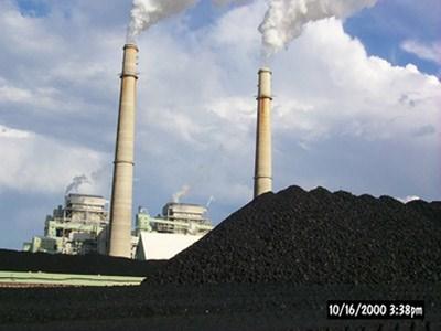Xuất khẩu than quí I/2014 sụt giảm