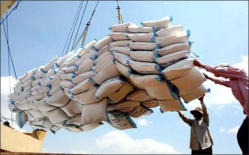 Thị trường xuất khẩu gạo 11 tháng năm 2014